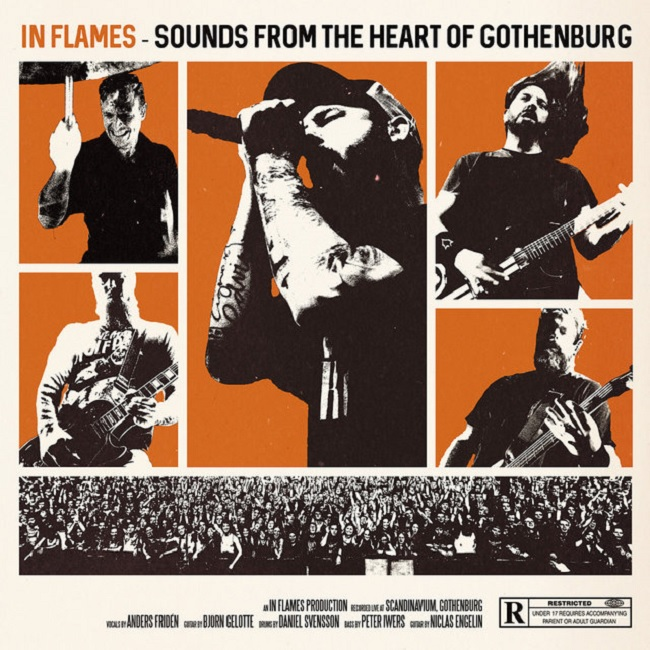 In Flames – Sounds of the Heart of Gothenburg