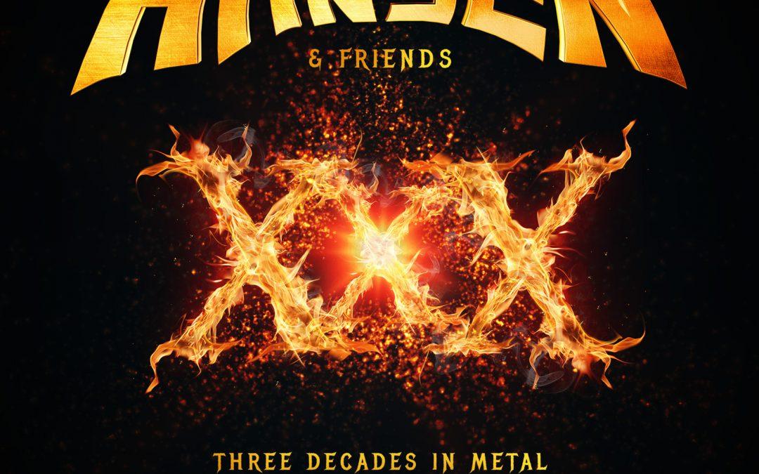 Kai Hansen – XXX Three Decades In Metal