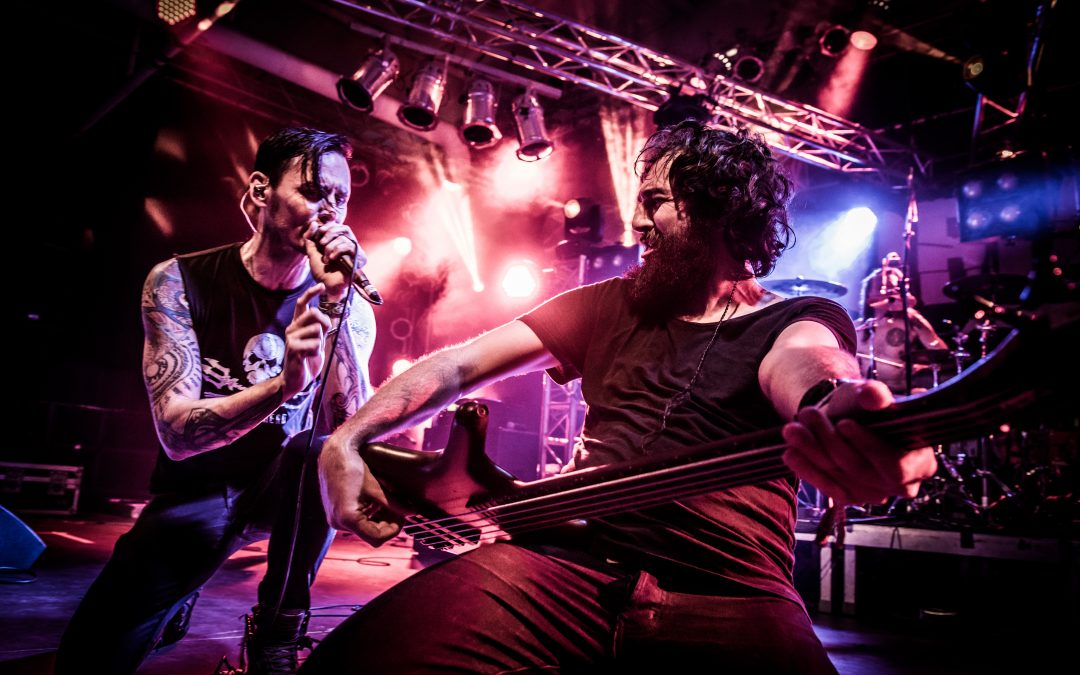 Fotoverslag: Dead Letter Circus @ Euroblast – Keulen – Duitsland
