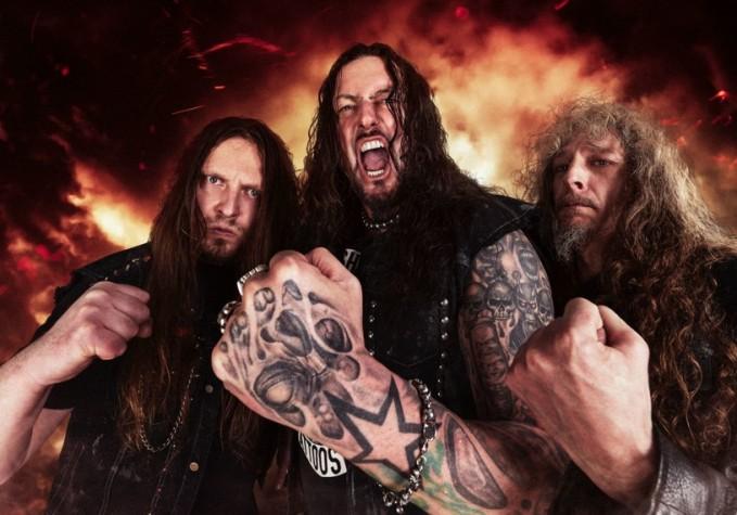 Destruction + Flotsam & Jetsam + Enforcer + Nervosa / Muziekodroom, Hasselt / 15-10-2016