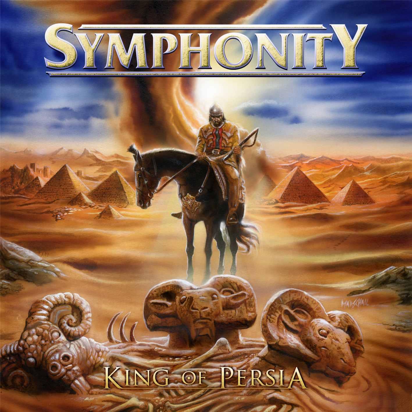 Symphonity – King of Persia