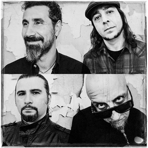 System of a Down kondigt Europese tour aan