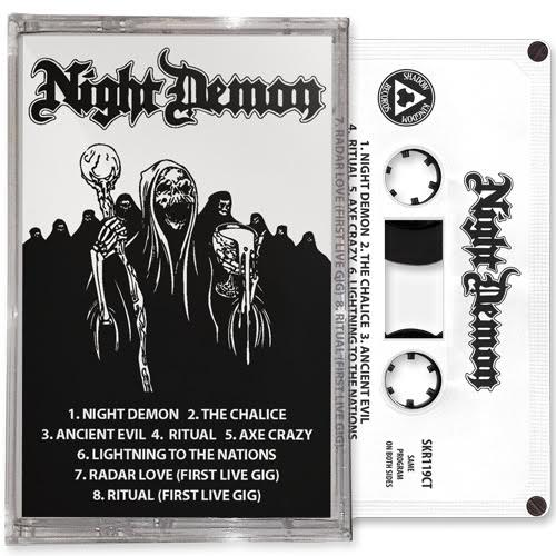 Night Demon – Night Demon (Tape)