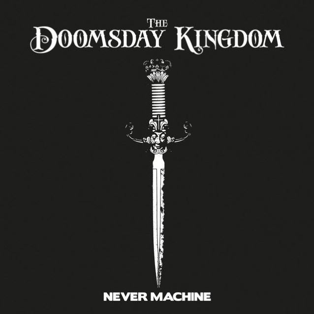 The Doomsday Kingdom lanceert The Never Machine ep
