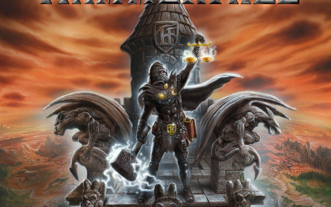 Hammerfall: gebouwd om stand te houden