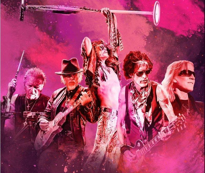 Aerosmith kondigt Europese afscheidstour aan