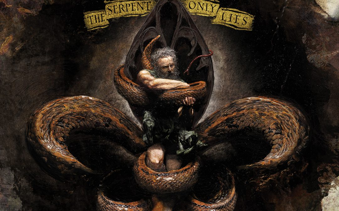 Crowbar – The Serpent Only Lies