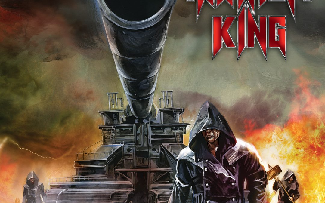Hammer King – King is Rising