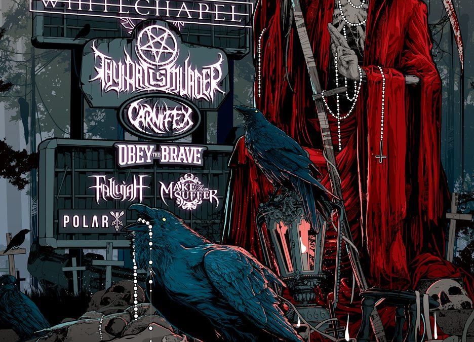 Impericon Never Say Die Tour 2016 / Trix, Antwerpen / 05-11-2016