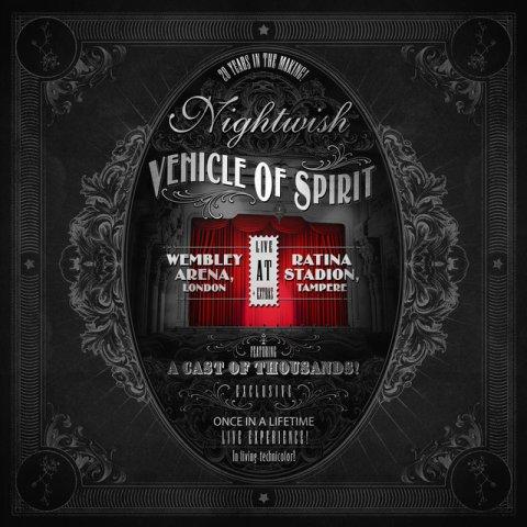 Nightwish toont video's van Vehicle of Spirit