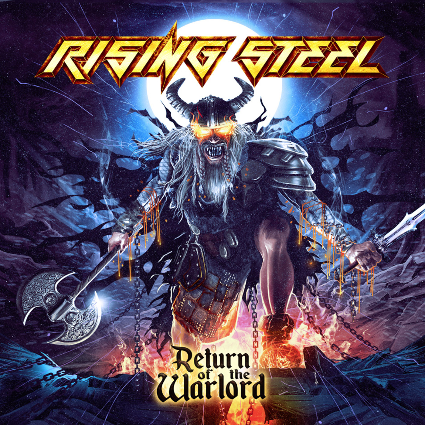 Rising Steel – Return of the Warlord