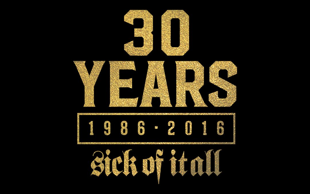 Sick Of It All – When The Smoke Clears