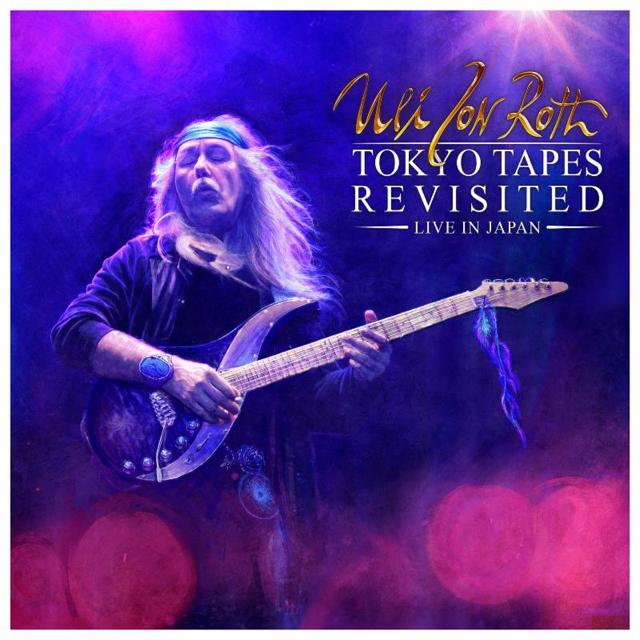 Uli Jon Roth brengt Tokyo Tapes Revisited uit in december