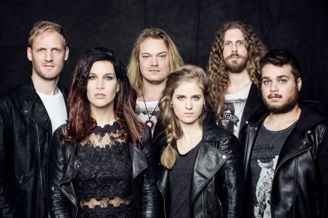 Delain + Evergrey + Kobra and the Lotus – Trix Antwerpen – 06/11/2016