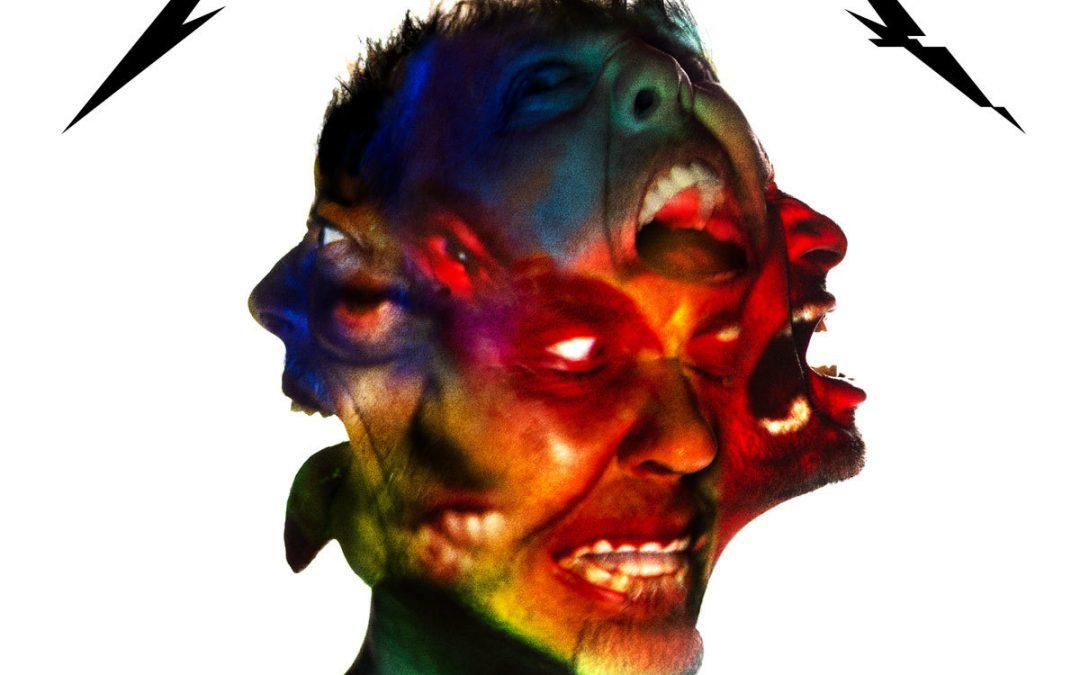 Zo promoot Metallica het nieuwe album in the Tonight Show