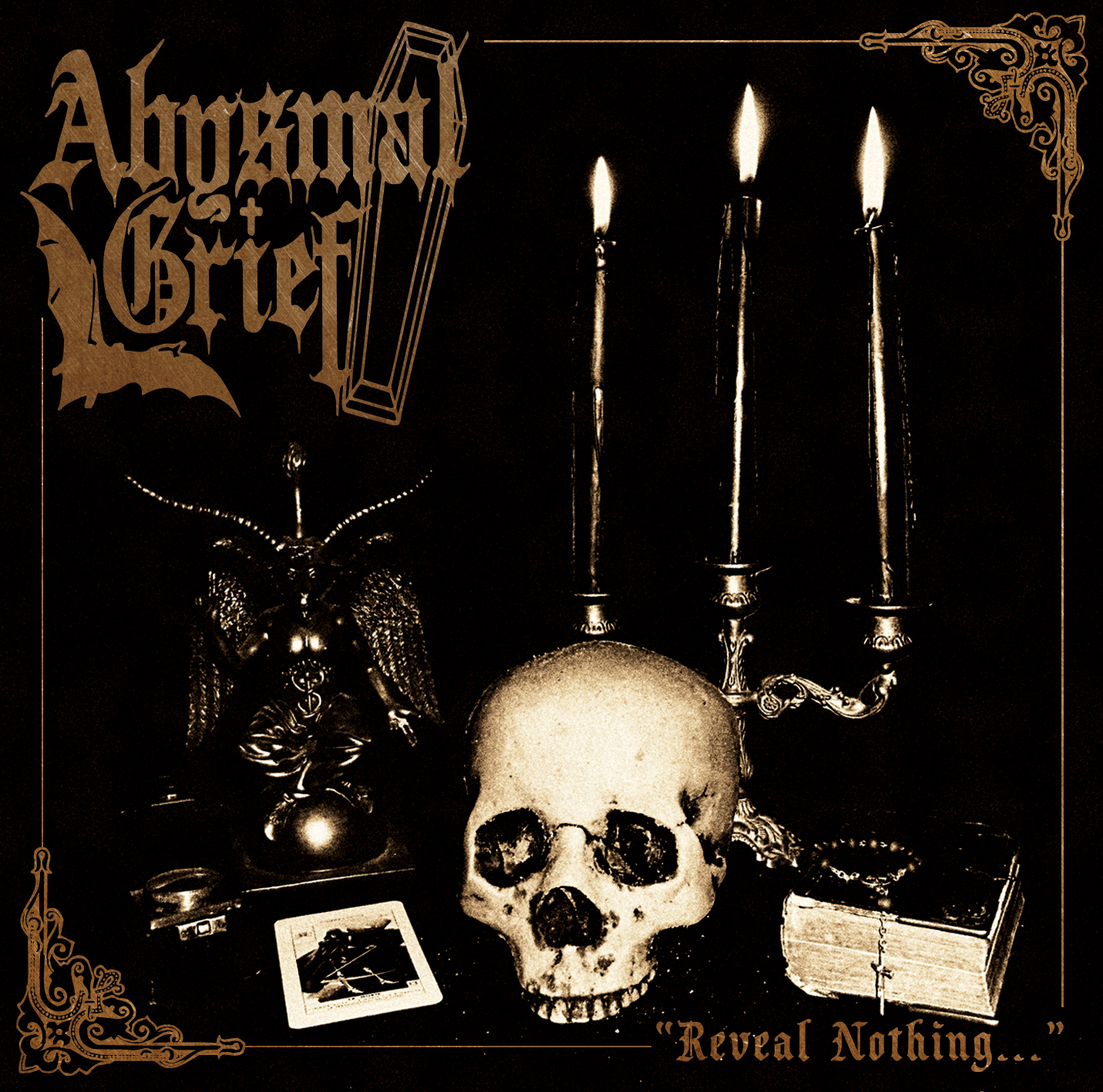 Abysmal Grief- Reveal Nothing