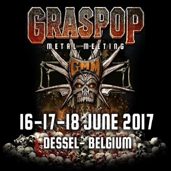 Graspop Metal Meeting 2017, zondag 18 juni: Het Verslag