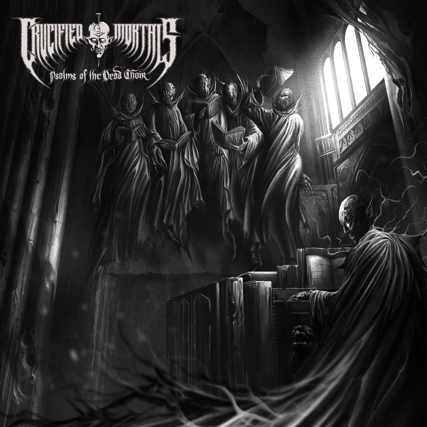 Crucified Mortals – Psalms Of The Dead Choir