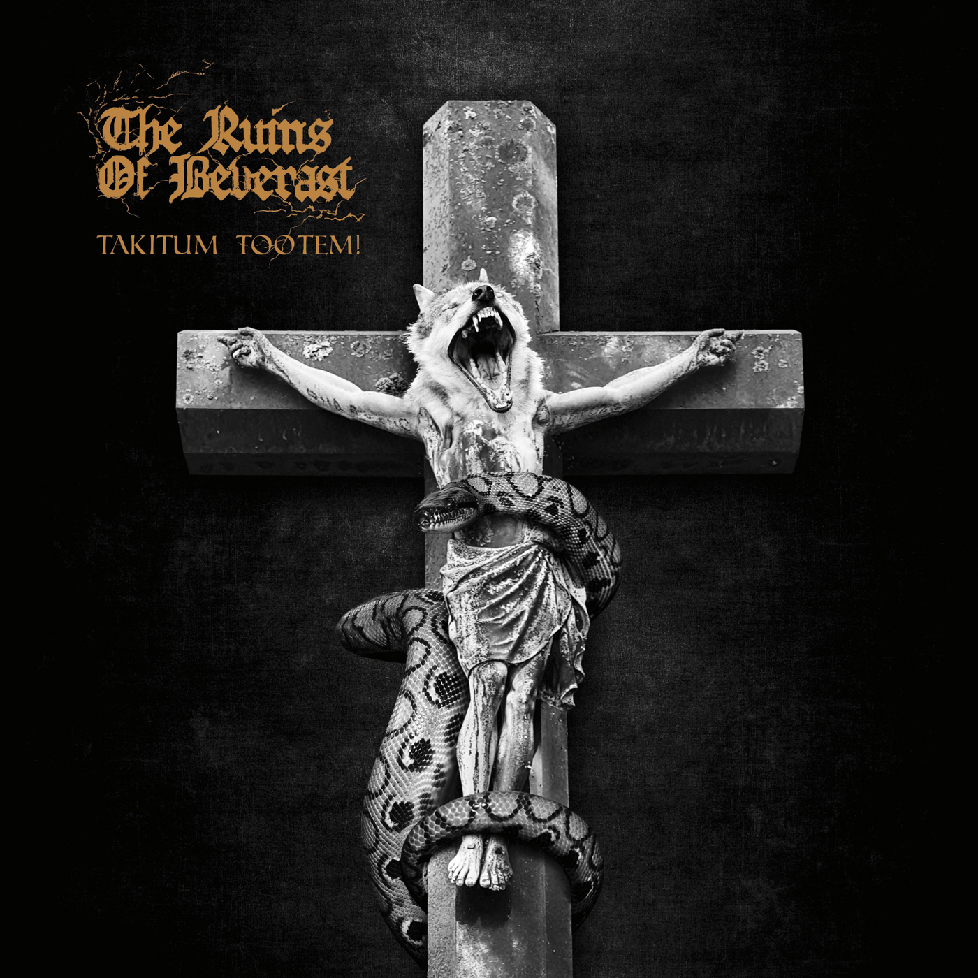 The Ruins Of Beverast – Takitum Tootem!