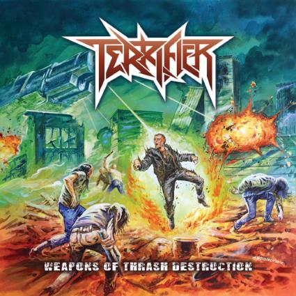 Terrifier – Weapons of Thrash Destruction
