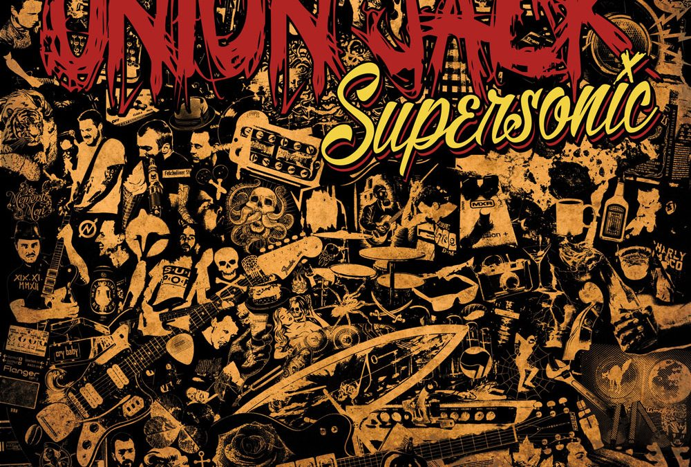 Union Jack – Supersonic