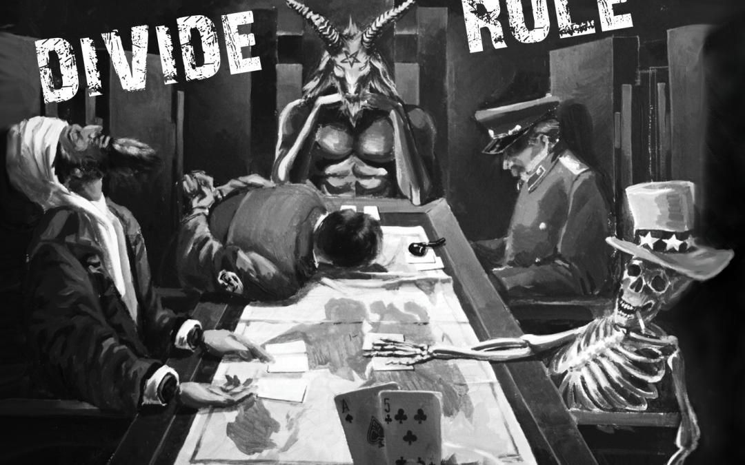 Pokerface – Divide And Rule