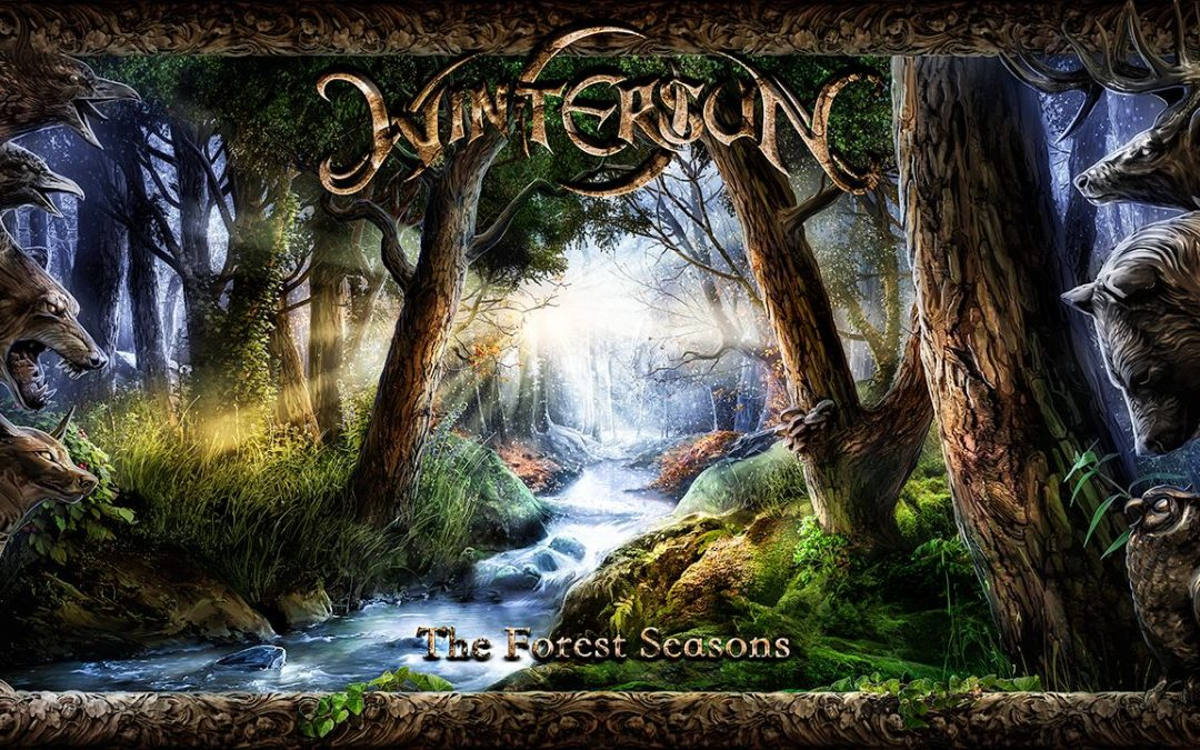 Meer details Wintersun – The Forest Seasons
