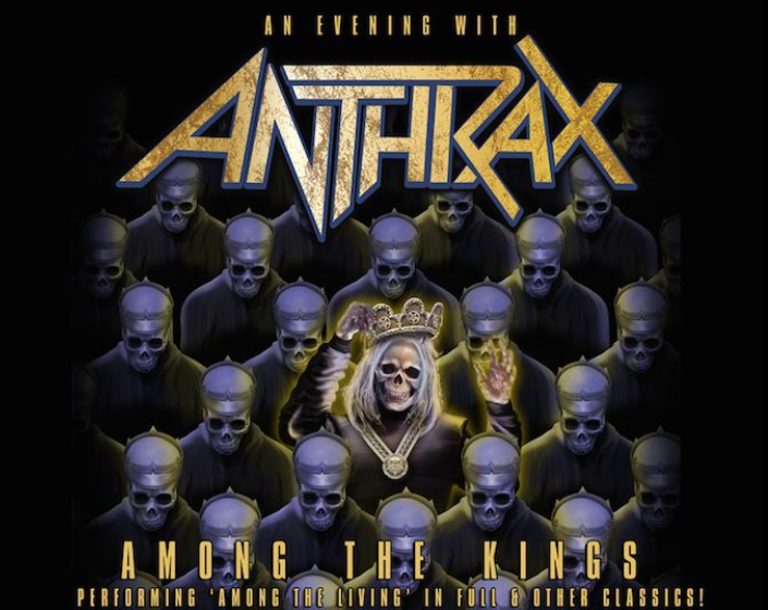 Anthrax + The Raven Age – Trix Antwerpen – 20 februari 2017