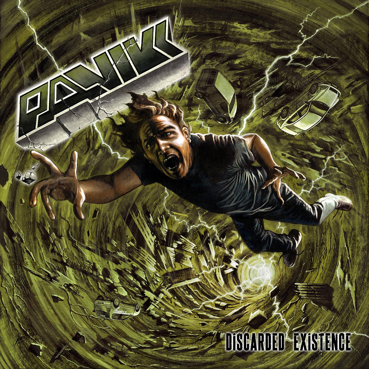 Panikk – Discarded Existence