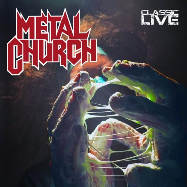 Metal Church duet met Todd La Torre