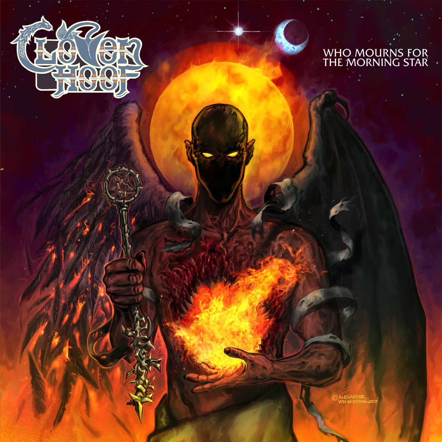 Cloven Hoof – Who Mourns For The Morning Star