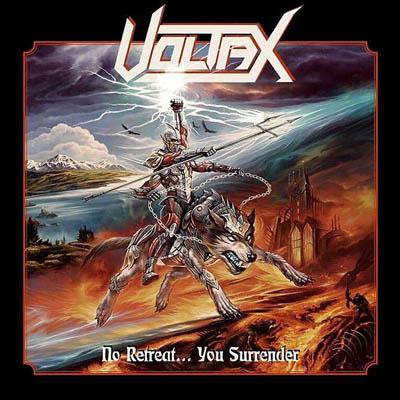 Voltax – No Retreat … You Surrender