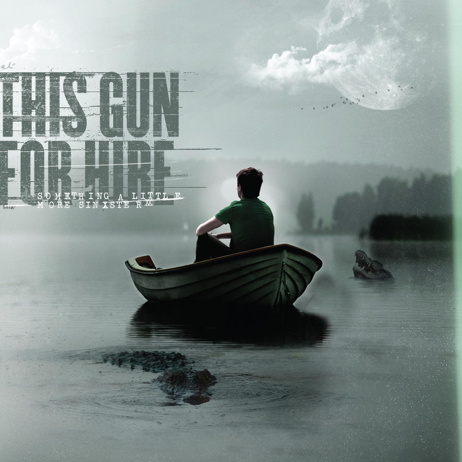 This Gun For Hire – Something A Little More Sinister