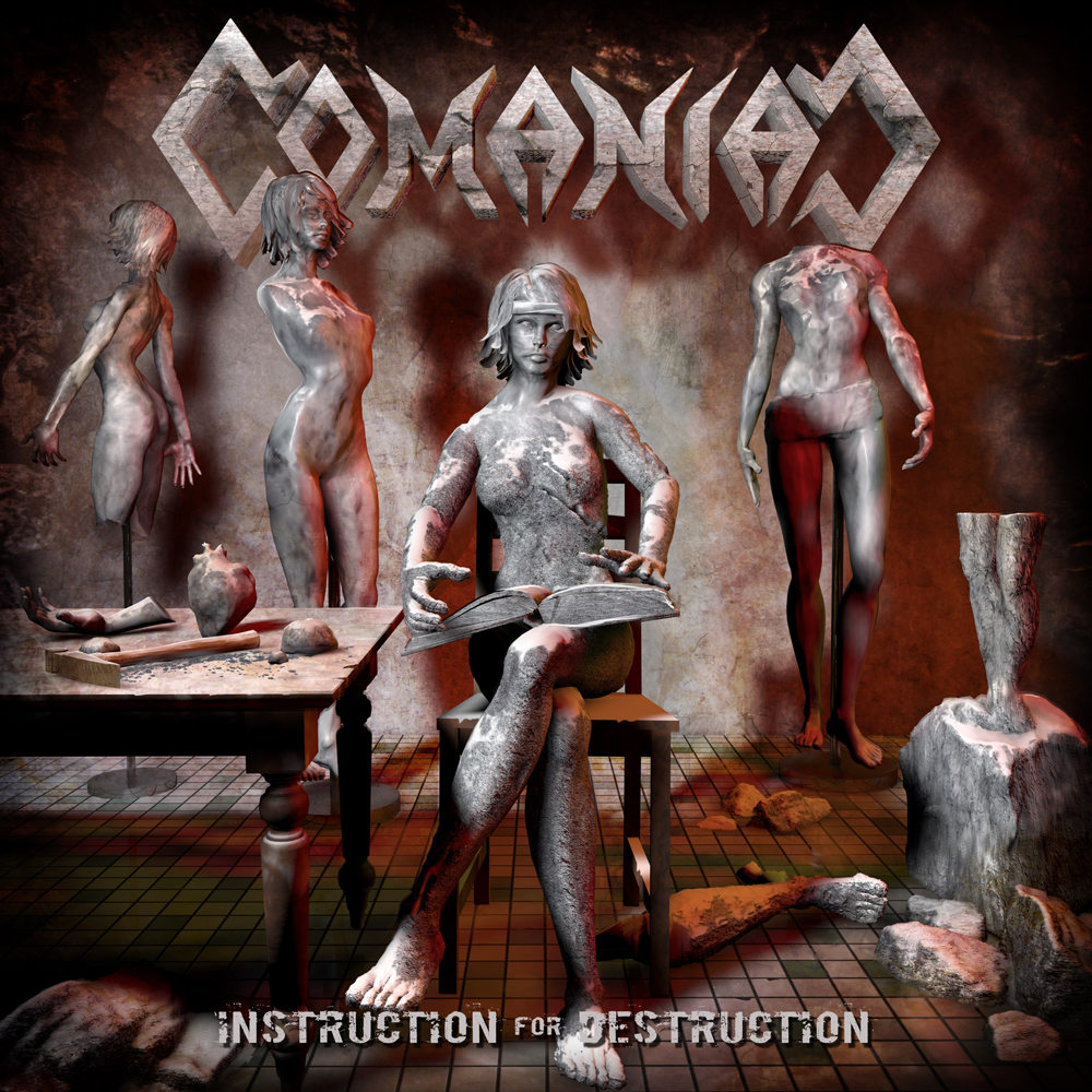 Comaniac – Instruction For Destruction