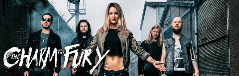 Luchtig gesprek met Caroline Westendorp van The Charm The Fury over het nieuwe album en over het leven on the road