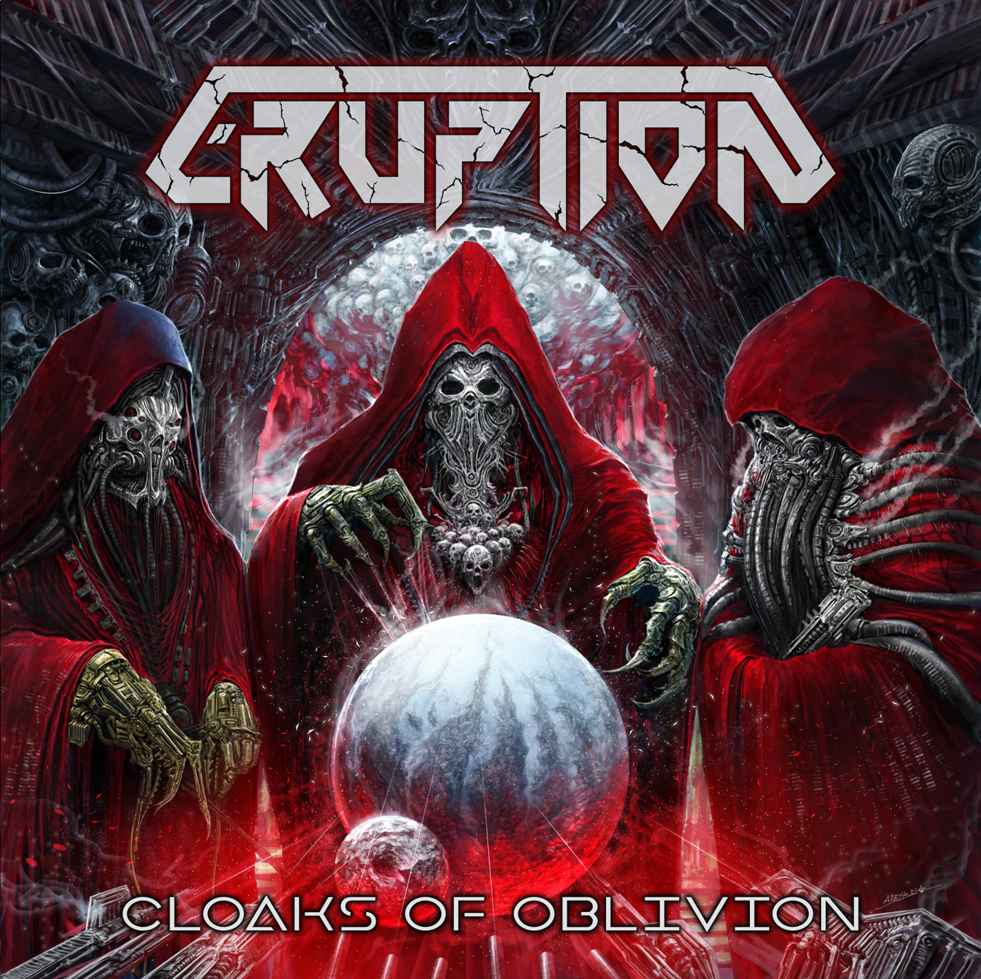Eruption – Cloaks of Oblivion