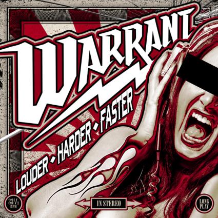 Warrant – Louder, Harder, Faster