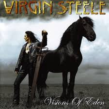 Virgin Steele – Visions Of Eden