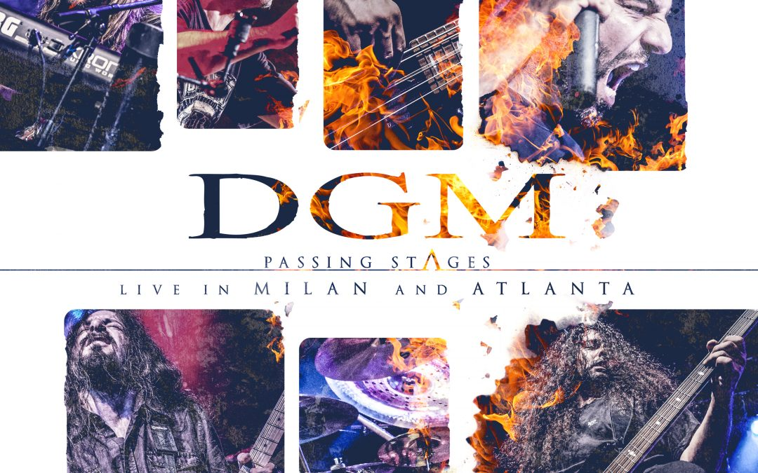 DGM – Passing Stages: Live in Milan and Atlanta