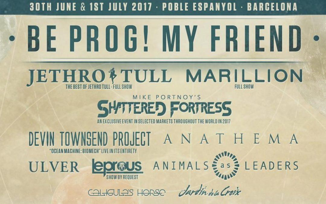 Dag één van Be Prog! My Friend 2017 – Eén van de leukste festivals van Europa