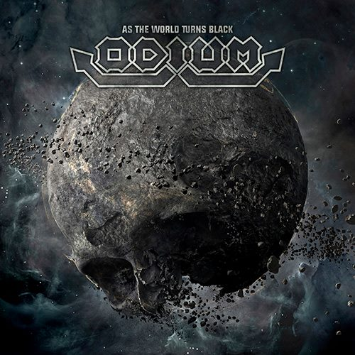 Odium – As The World Turns Black