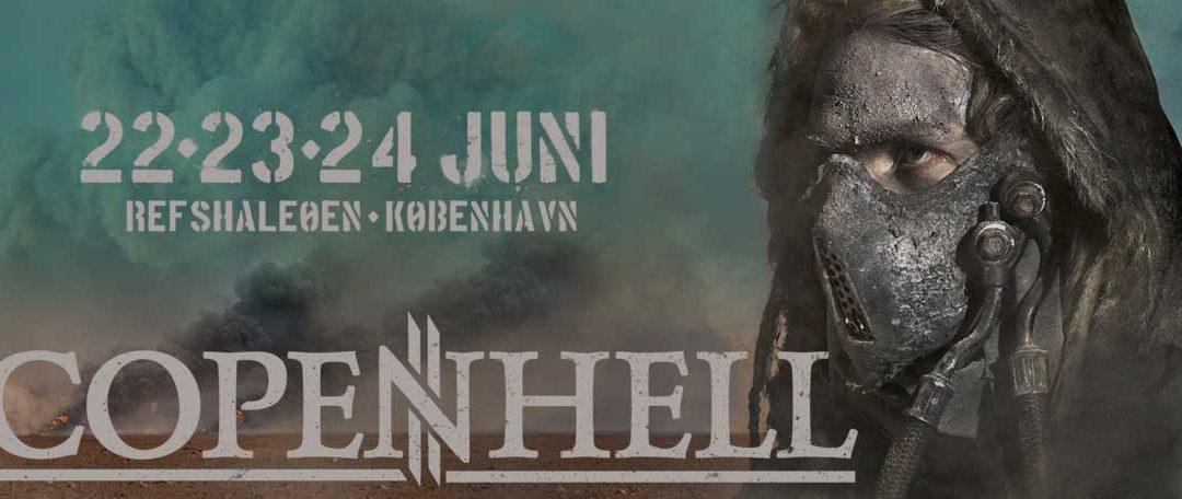 Copenhell 2017 – Dag 1 – Denemarken's #1 Metal Festival