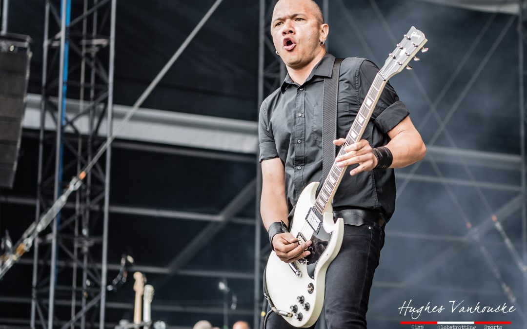 Danko Jones over Wild Cat