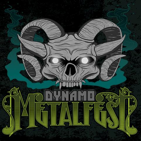 Dynamo Metal Fest 2017 – 15 juli – Kunstijsbaan Eindhoven