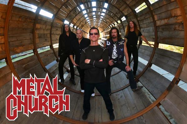 Kurdt Vanderhoof, de grote man achter Metal Church: een gesprek