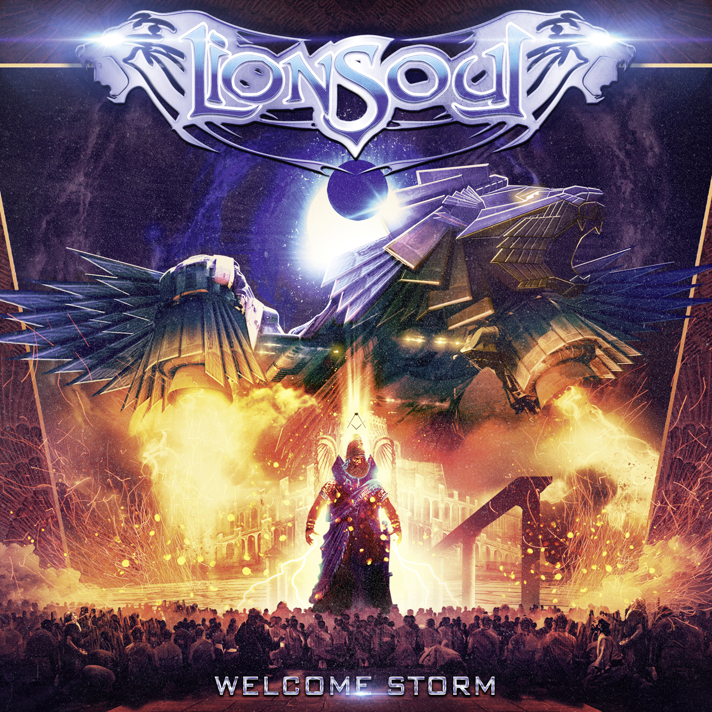 Lionsoul – Welcome Storm