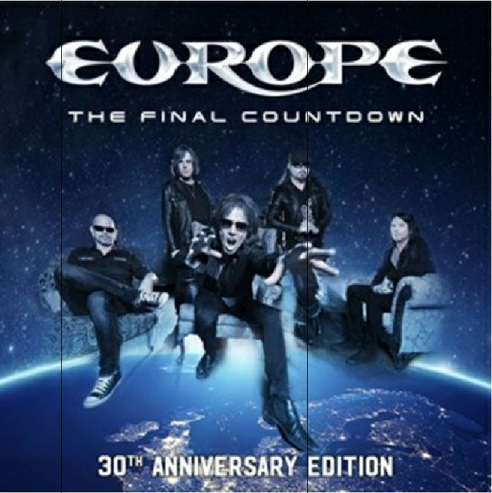 Europe The Final Countdown 30th Anniversary Show – Live at the Roundhouse