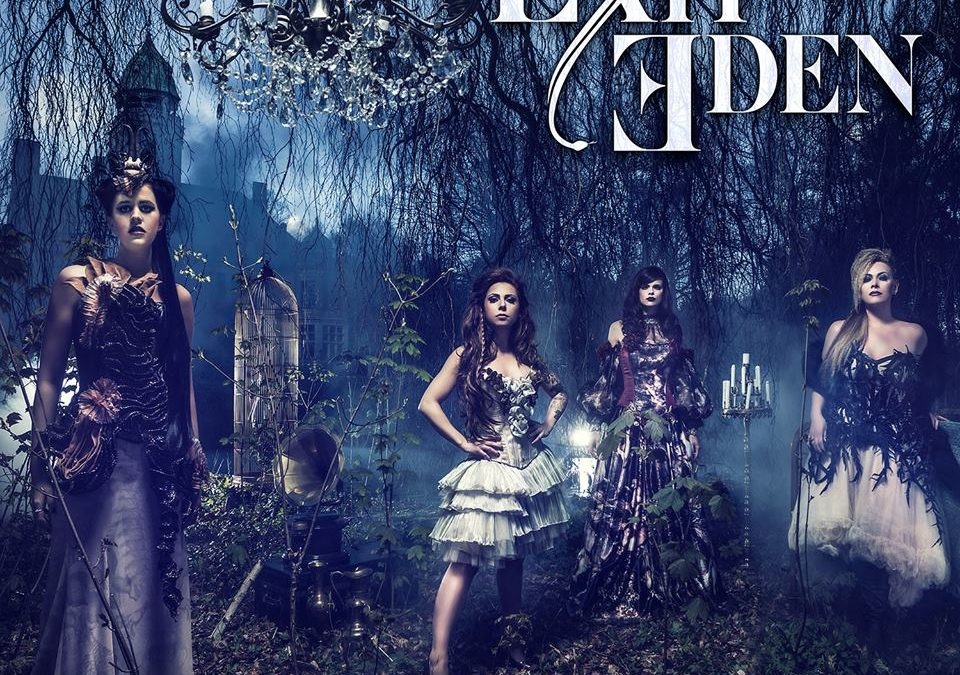 Exit Eden – Rhapsodies In Black