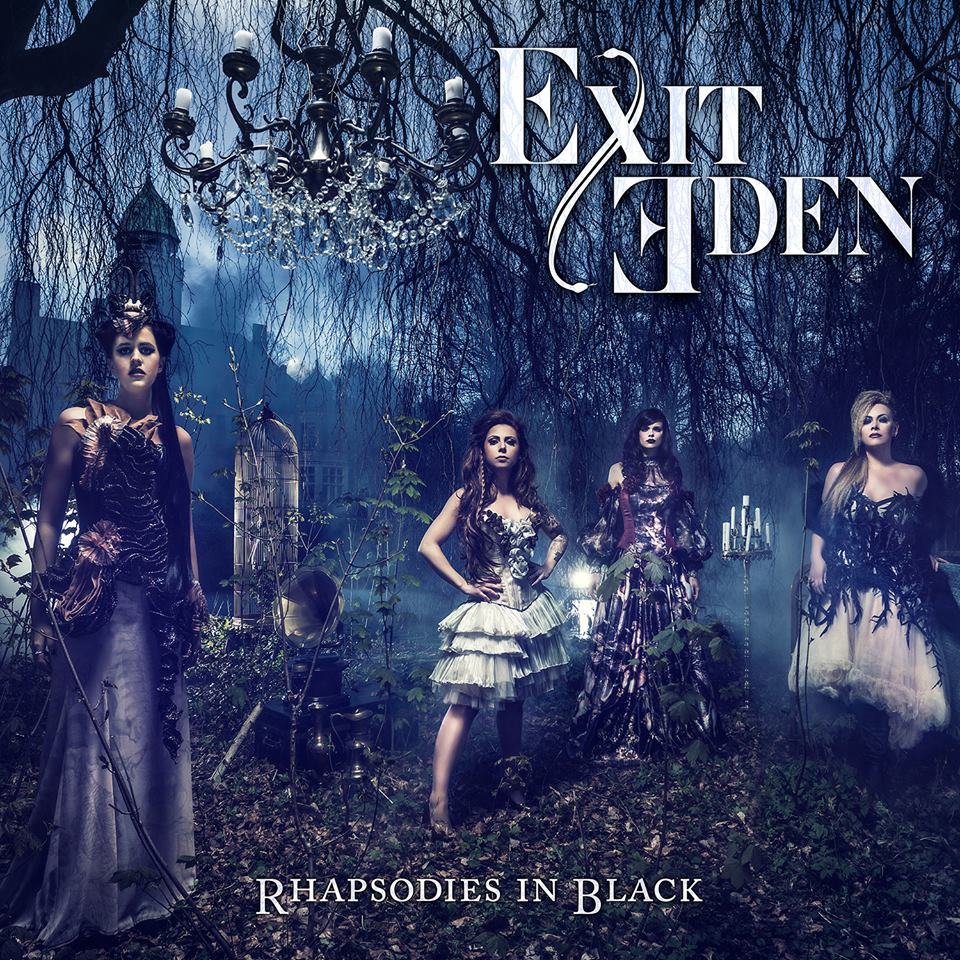 Exit Eden – Rhapsodies In Black
