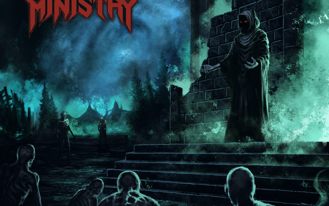Dark Ministry – The Sermon Begins
